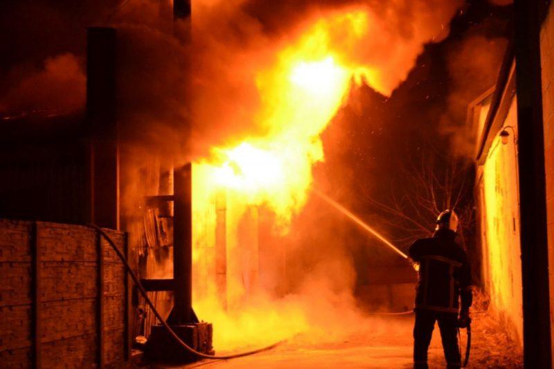 Вогнеборці ліквідували пожежу в житловому будинку Чуднівського району