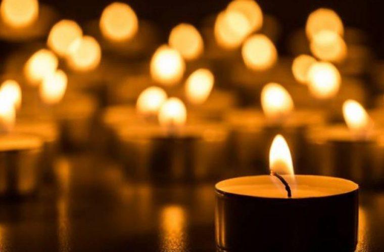 Чуднівчани вшанували пам'ять жертв Голокосту, 2020