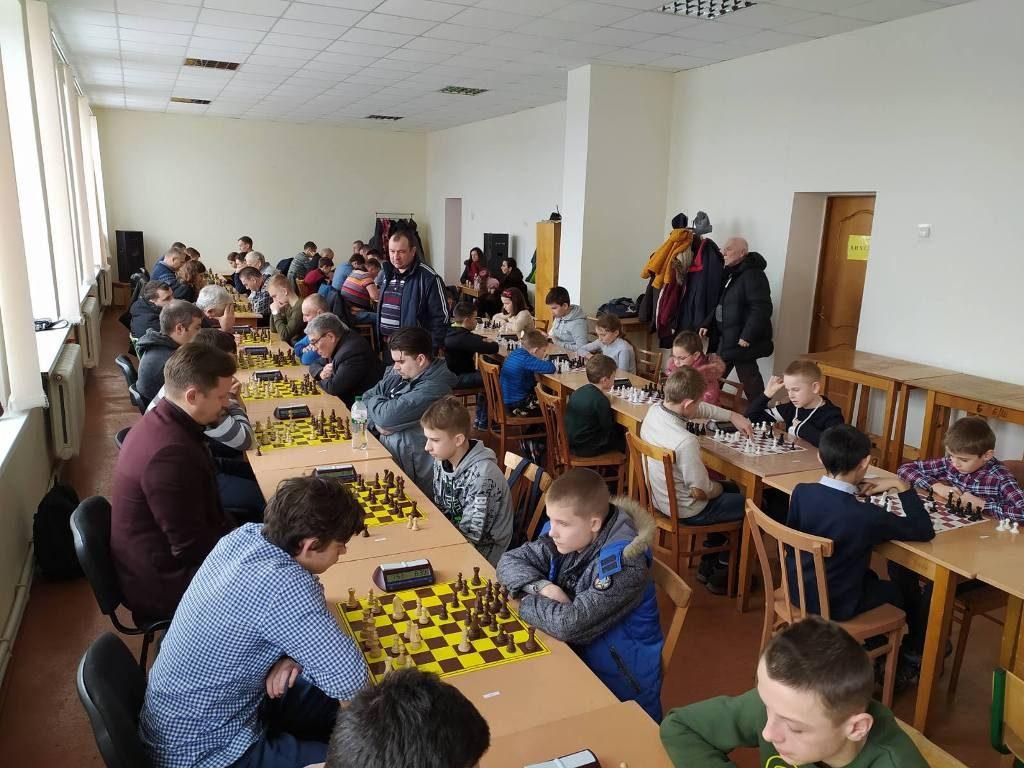 Шаховий Меморіал імені М.Ф. Сачука, 2020