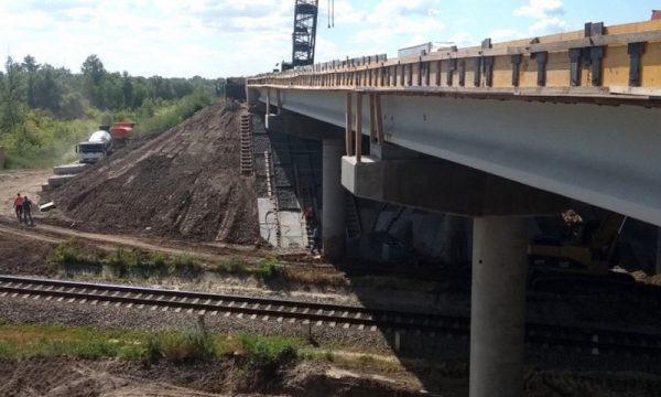 САД уклала договір на будівництво шляхопроводу через залізницю поблизу Чуднова за 27 млн грн
