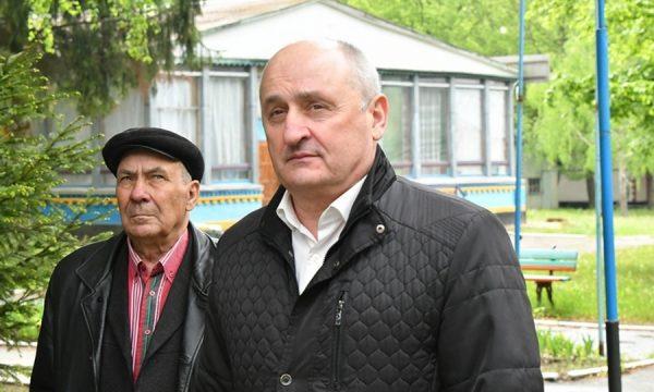 Голова Житомирської облради Володимир Ширма здійснив робочу поїздку на Чуднівщину