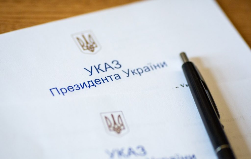 Депутат Чуднівської районної ради отримав державну нагороду від Президента України