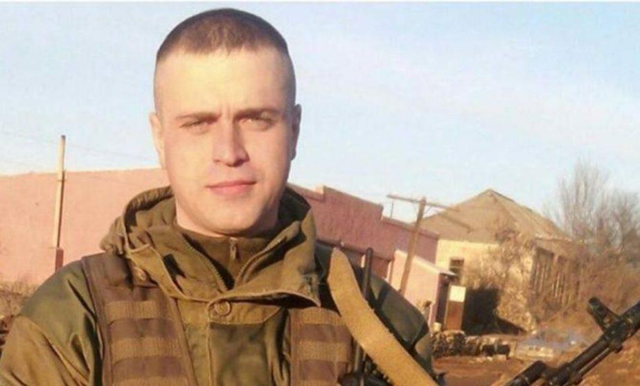 У Чуднові вшанували пам'ять загиблого Героя Олександра Борушевського