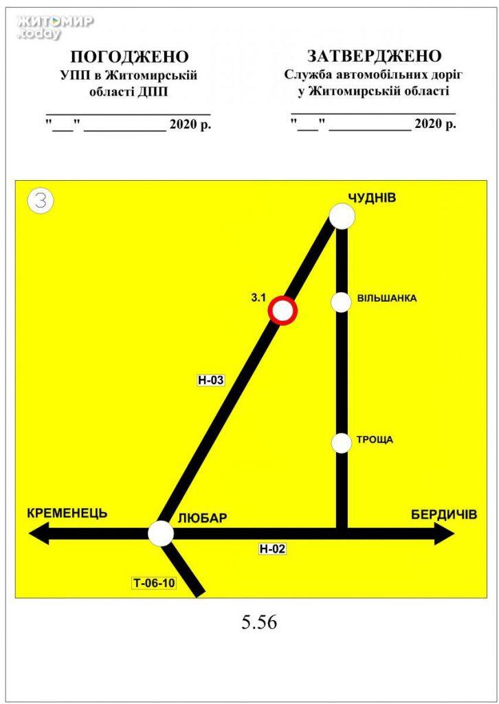 Неподалік Чуднова буде закрито рух автопроїздом через залізницю