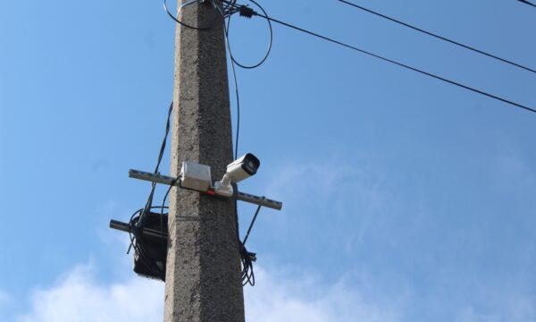Під наглядом: у Чуднові встановлюють камери відеоспостереження