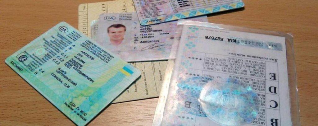 Інформація трьома мовами, група крові, згода на донорство: уряд затвердив нові бланки посвідчення водія