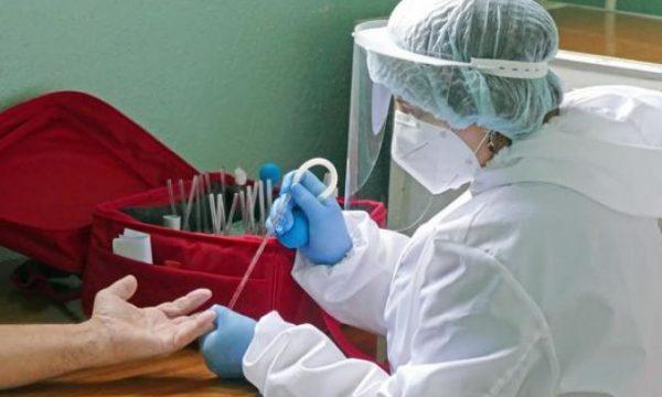 На Чуднівщині за добу виявили 50 нових випадків захворювання на COVID-19