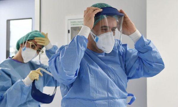 На Чуднівщині ще 21 людина захворіла на COVID19
