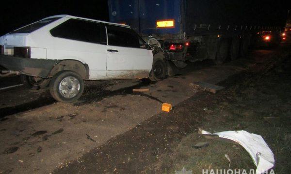 У результаті ДТП під Чулновом водій з Вінниччини потрапив у реанімацію