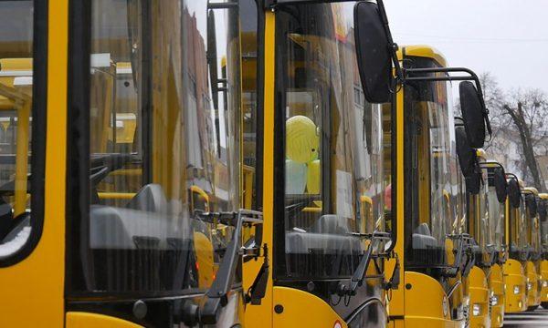 Чуднівська громада отримала новий шкільний автобус