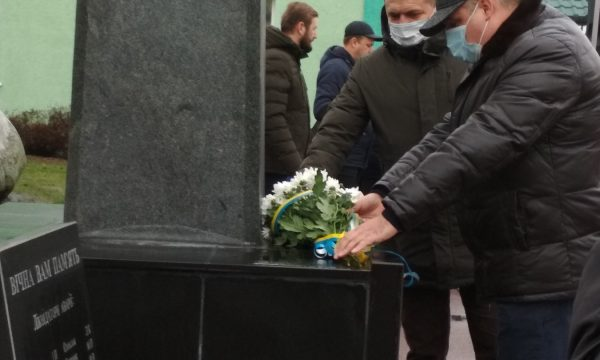У Чуднові вшанували учасників ліквідації наслідків аварії на Чорнобильській АЕС
