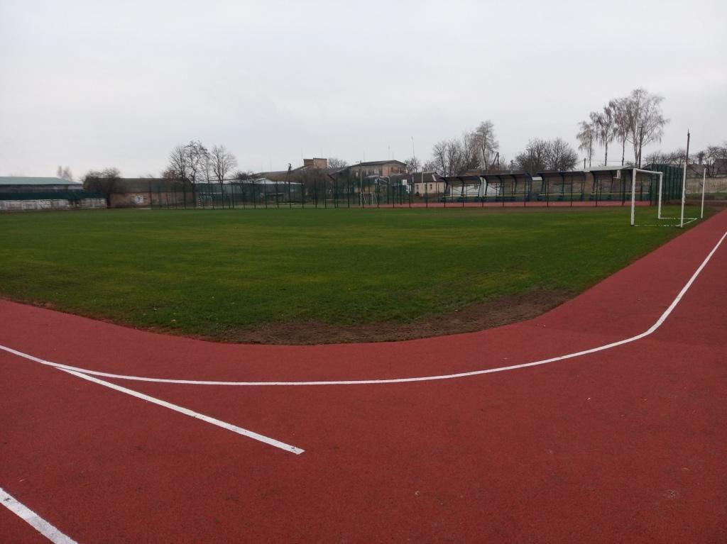 У Чуднові відкрили стадіон, реконструйований у рамках програми «Велике будівництво»
