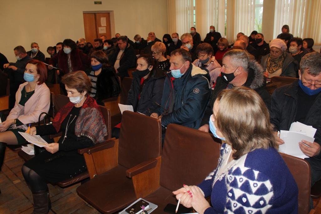 На черговій сесії Чуднівської міської ради прийняли бюджет на 2021 рік