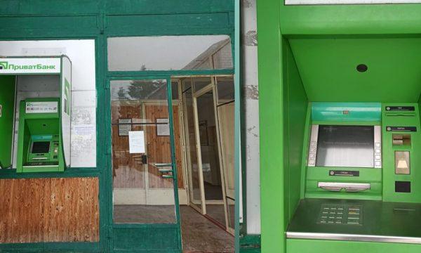 У Чуднові пограбували банкомат