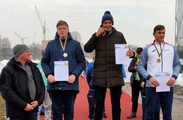 Легкоатлети з Чуднівщини успішно виступили на чемпіонатах України