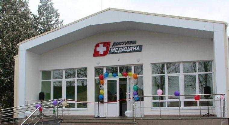 У Краснопільській ОТГ відкрили амбулаторію, яка обслуговуватиме понад 4 тисячі сільського населення