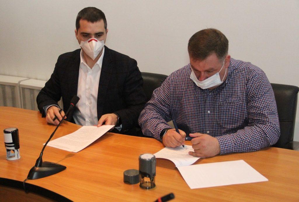 Чуднівська міська рада уклала Меморандум про партнерство з Головним управлінням Нацполіції в області