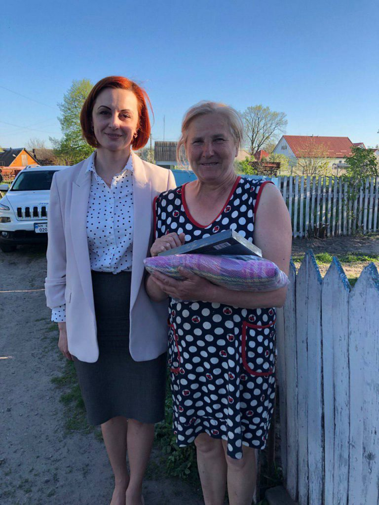 Ігор Ходак привітав матерів-героїнь Чуднівської та Вільшанської громад