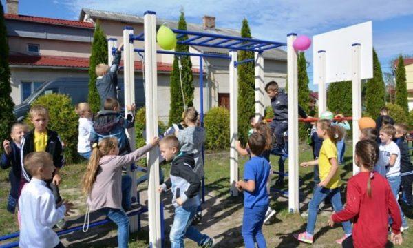 У Чуднові завдяки ініціативі мешканців облаштують новий спортивно-ігровий майданчик