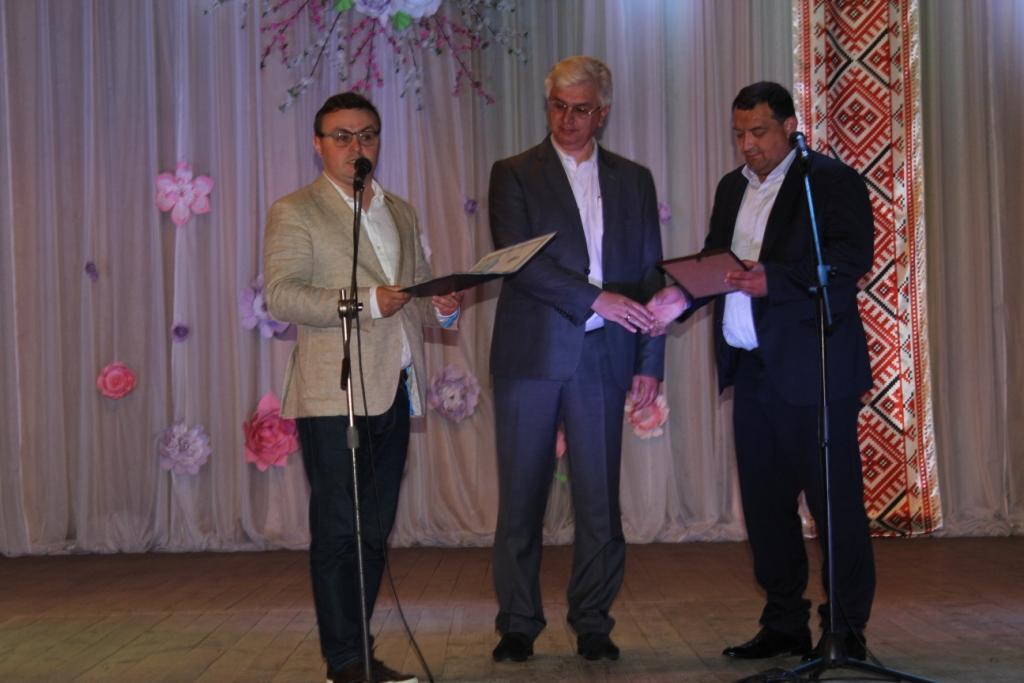 Медиків Чуднівщини привітали з професійним святом