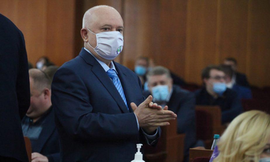 НАЗК перевірить декларацію Віктора Развадовського виявила через високий рівень ризиків