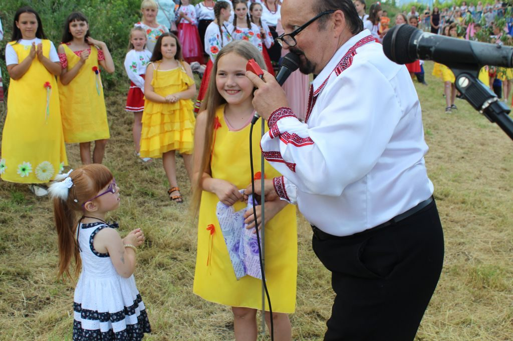 На березі Тетерева в Чуднові відсвяткували Івана Купала. Фоторепортаж