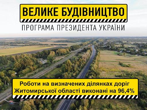 На шляхопроводі через залізницю неподалік Чуднова вже влаштовано балки