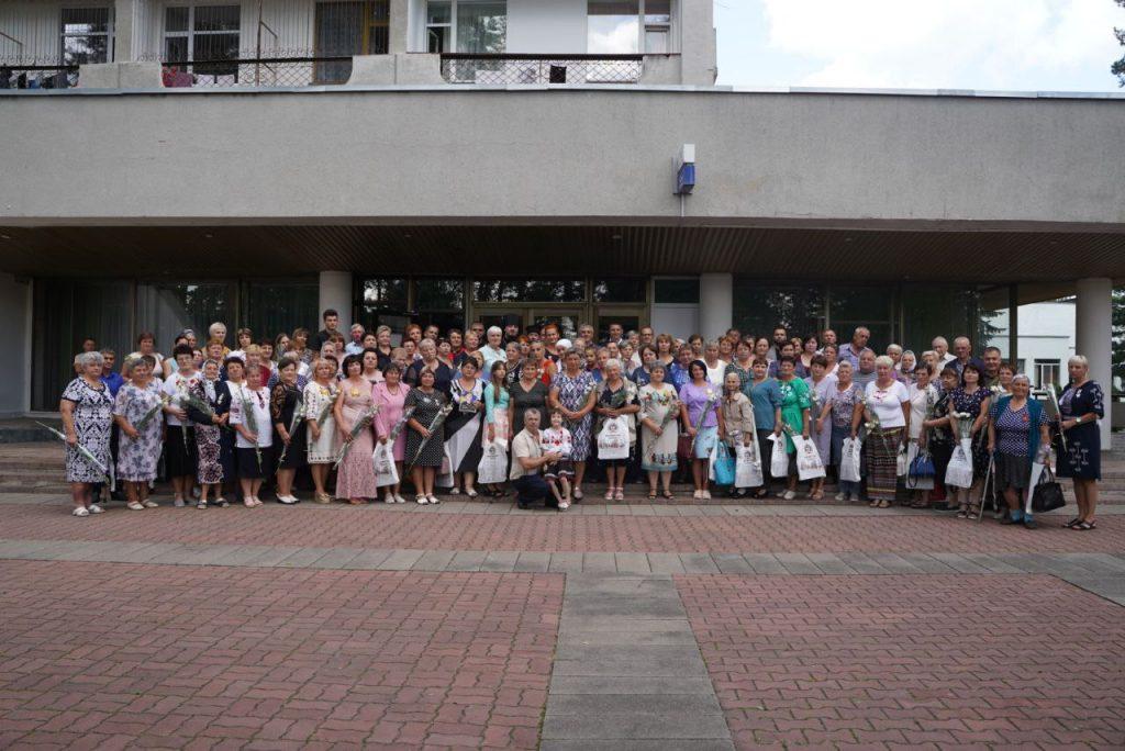 На Чуднівщині матерів загиблих воїнів АТО нагородили унікальними відзнаками