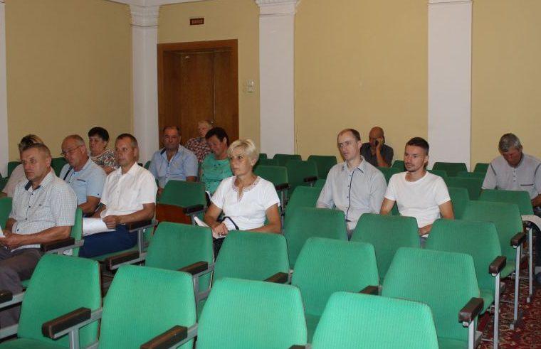 Відбулось чергове засідання виконавчого комітету Чуднівської міської ради