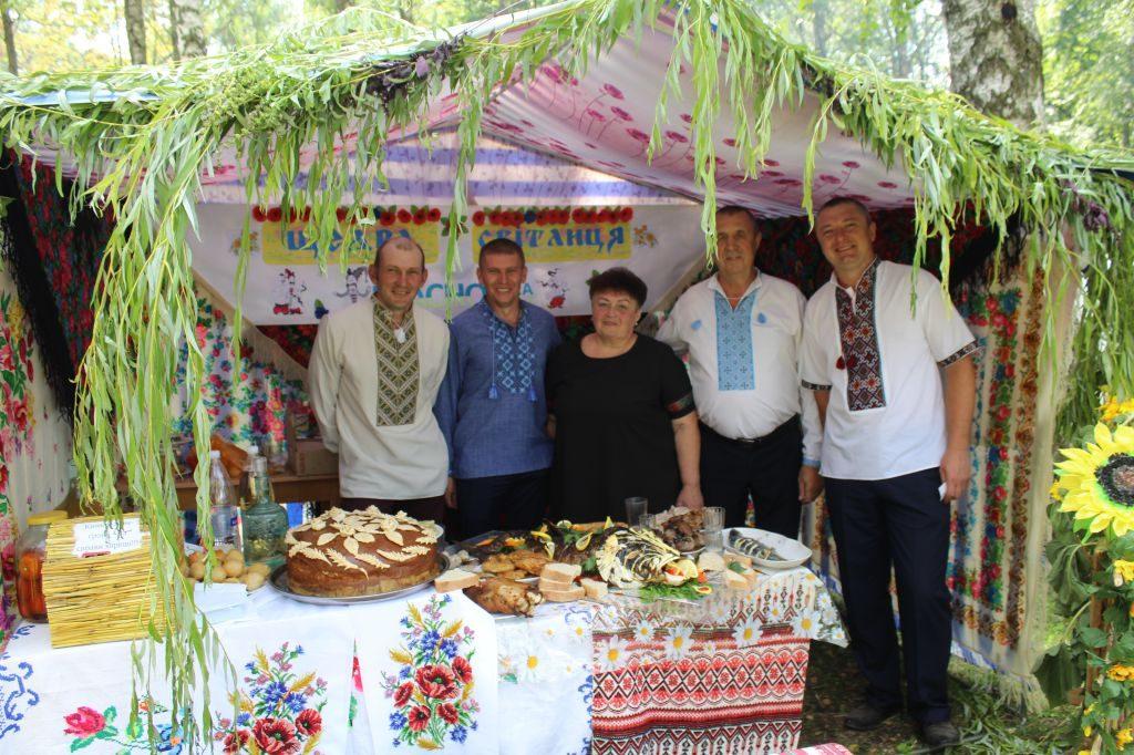 У Чуднові пишно відсвяткували День Державного Прапора та річницю Незалежності України